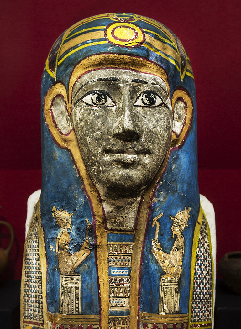 Ancient Egyptian Mask