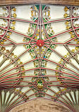 Detail: Gatehouse Ceiling, St John's College, Cambridge