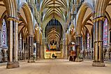 Lincoln Cathedral Nave_1