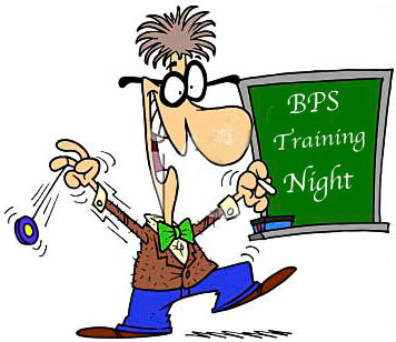 BPS training night - March